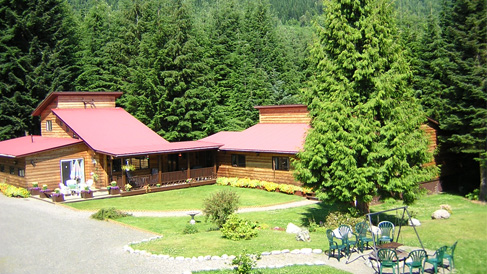 Fishermans No. 1 Lodge Bed Breakfast Kanada - Urlaub in Kanada
